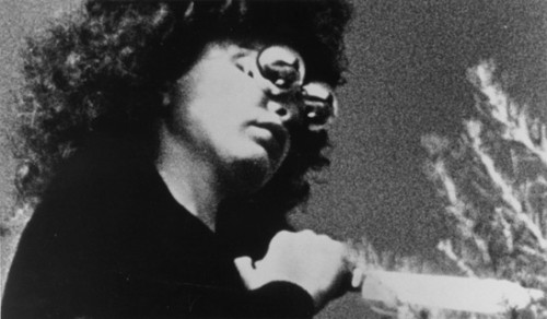 Scene from <i>Meshes of the Afternoon</i> by Maya Deren (1943)